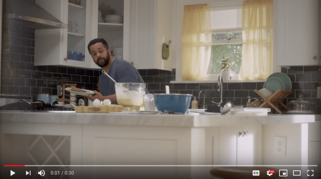 Zillow Offers Pancakes Commercial on Youtube